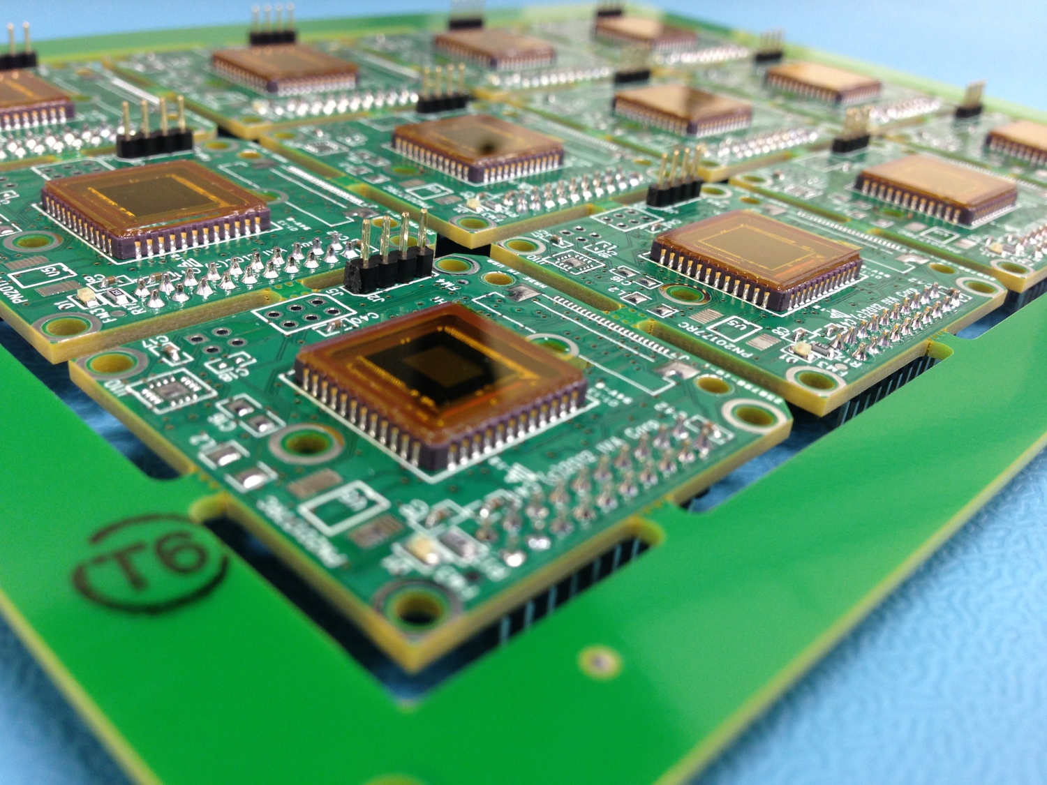 Cost Savings Double Sided Or Single Worthington Assembly Inc Custom Made Green Pcb Board Electronic Circuit Boards Pcba