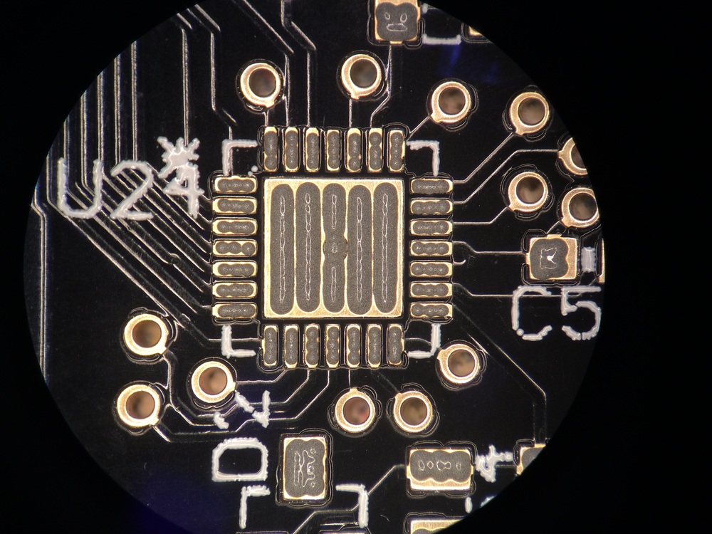 0.5mm Pitch QFN