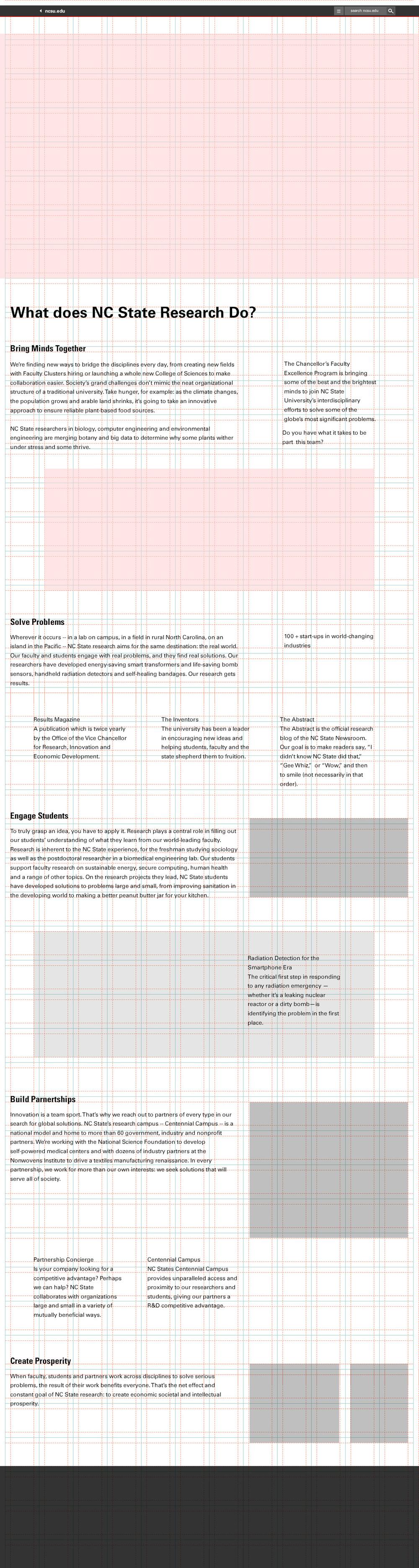 grid study