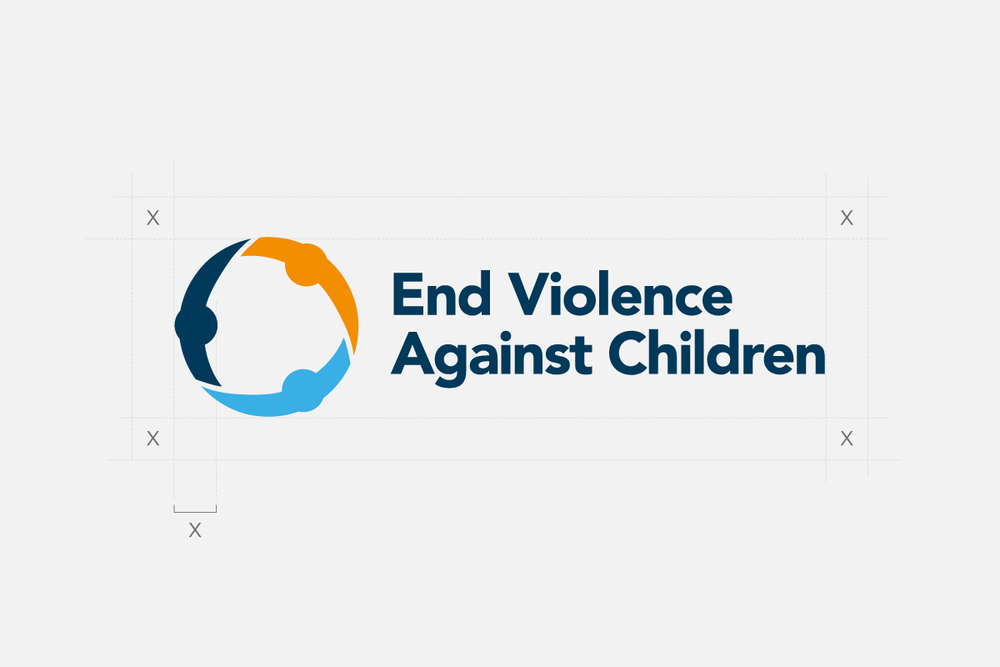 CLIENT: Global Partnership to End Violence Against Children PROJECT: Brand Identity