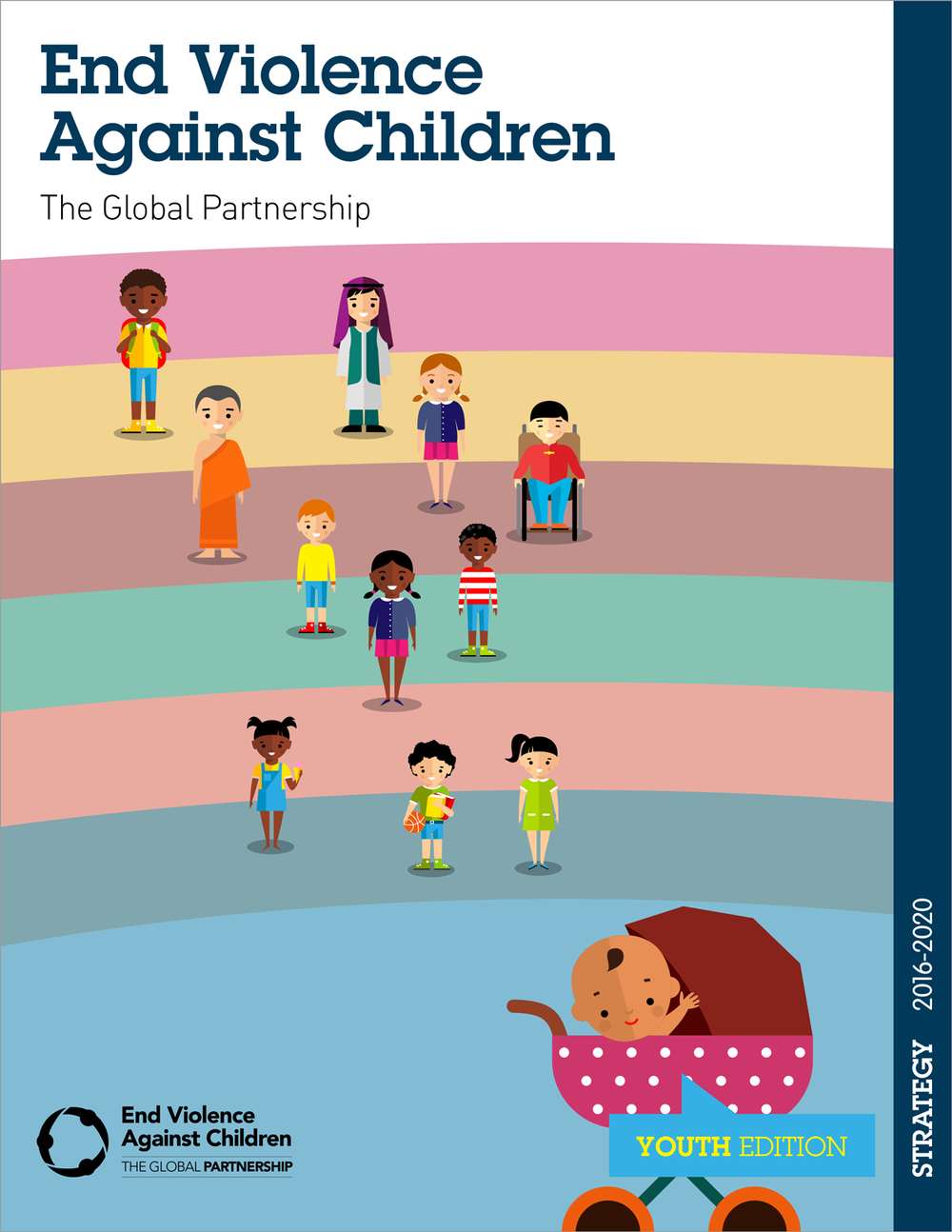 CLIENT:  Global Partnership to End Violence Against Children  PROJECT: End Violence Strategy - Youth Edition –  report