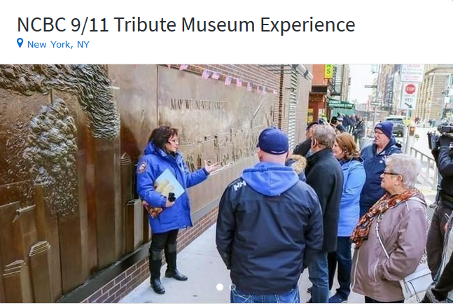 Special Tribute tour for NCBC Members set for August 12 - Click the button below to book this special tribute tour (booking deadline 08/03/2018)