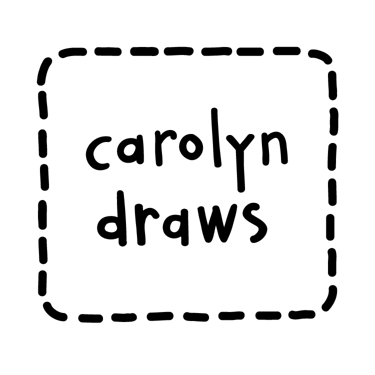 carolyndraws: cards for real life
