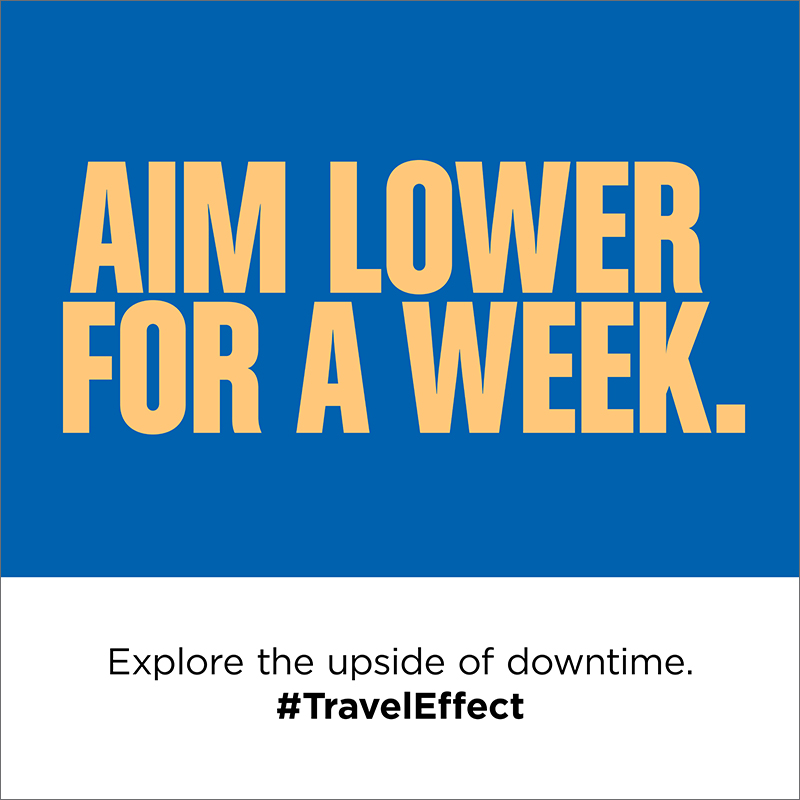 MDB created ad for US Travel to encourage people to use their vacation days