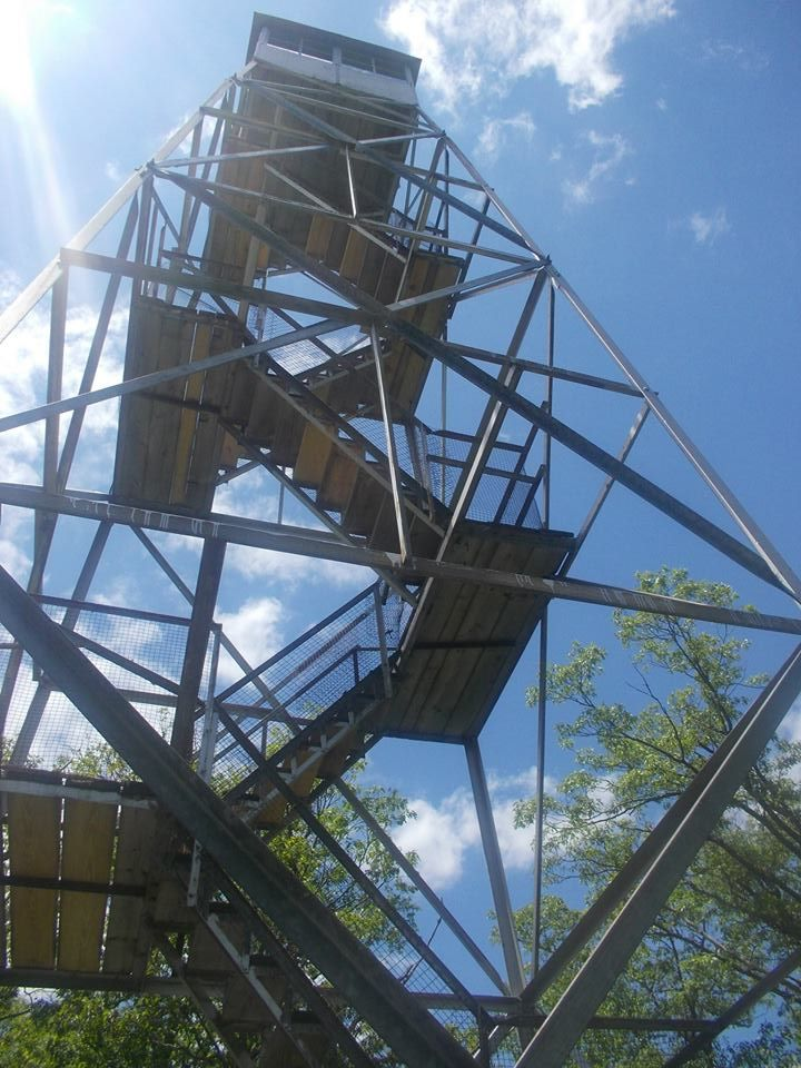 Mount Tremper Fire Tower - Trevor Kent.jpg