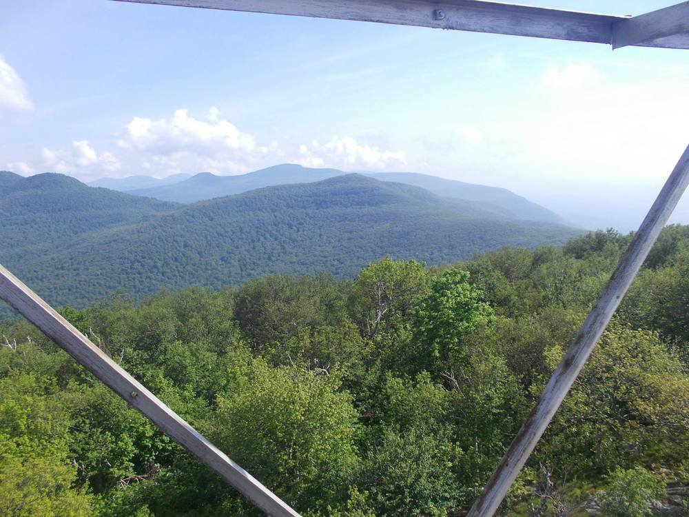 Overlook Summit View Fire Tower - Trevor Kent.jpg