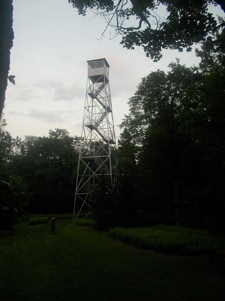 Red Hill Fire Tower - Trevor Kent.jpg