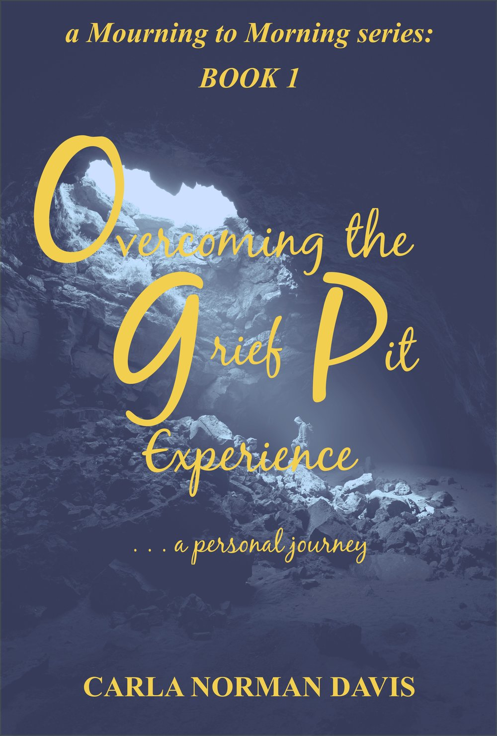 Book Cover - Overcoming the Grief Pit image.jpg