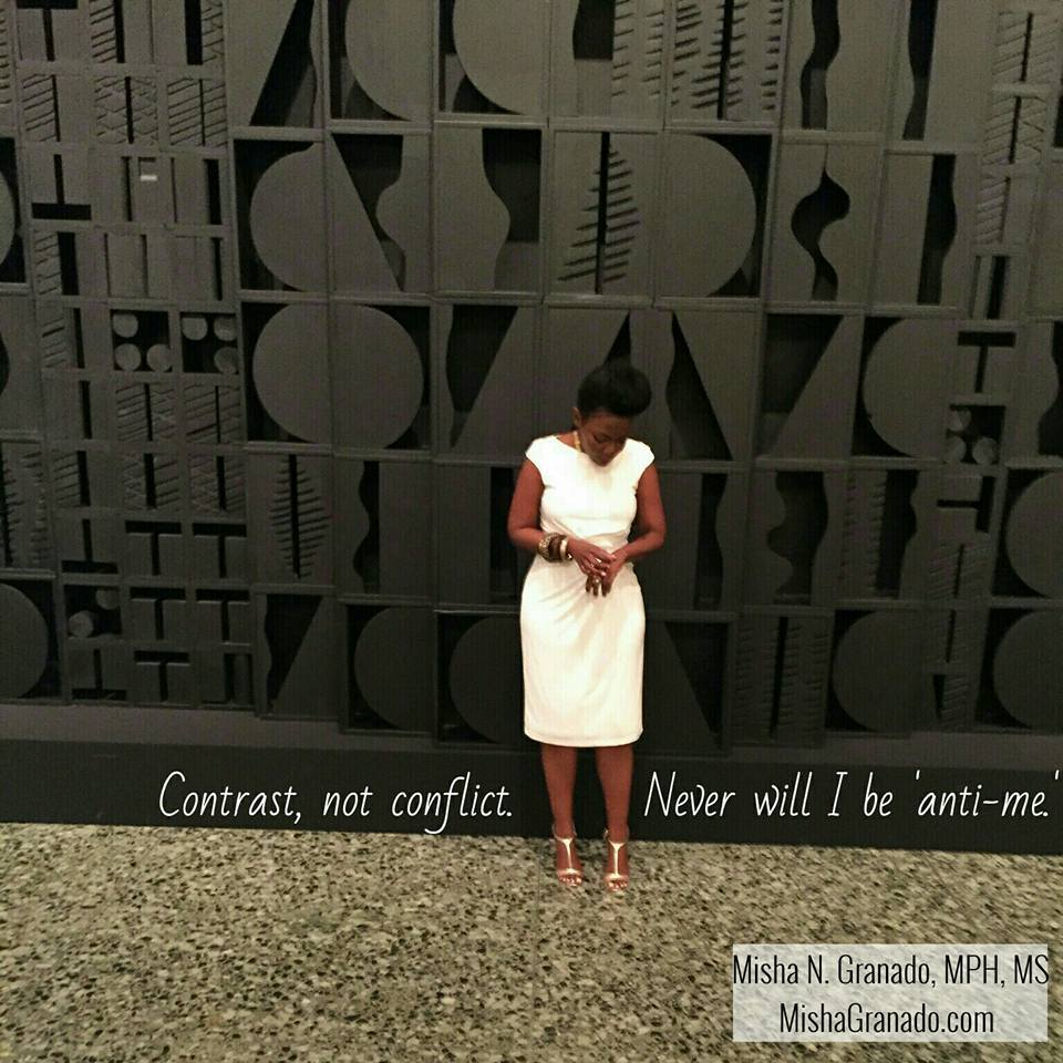 Misha of Love Grows at The Museum of Fine Arts, Houston, Texas