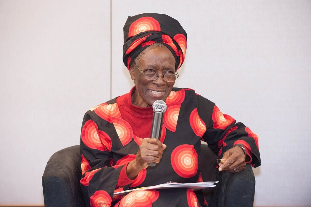 Professor Miriam K. Were, former Chairperson of the Kenyan National AIDS Council