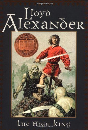 I have not read all Alexander's books, but adore the ones I have read.