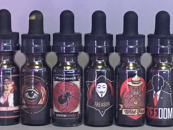 Propaganda flavors are various and mysterious when it comes to ejuice