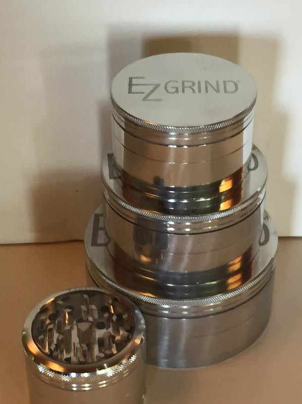 EZ Grind have a sleek look to them and grind very well on top of that