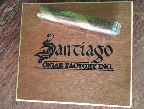 Short Santiago Cigars Locally Rolled in Rochester NY