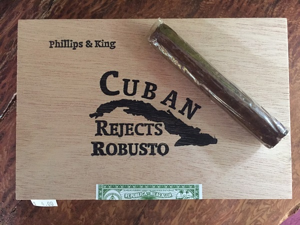 Cuban Rejects Cigars