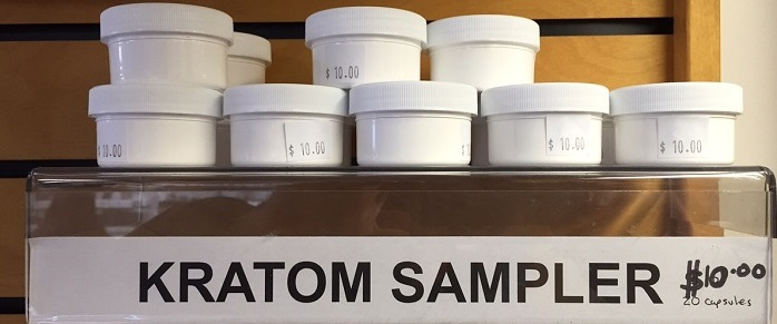 Kratom Powder and Gel Cap Samplers Available at Hempire State Smoke Shop In Rochester NY. These samplers contain a mix of popular red, green, and white kratom strains. They are an excellent way for those who are new to kratom and need to find a kratom strain that meets their needs.