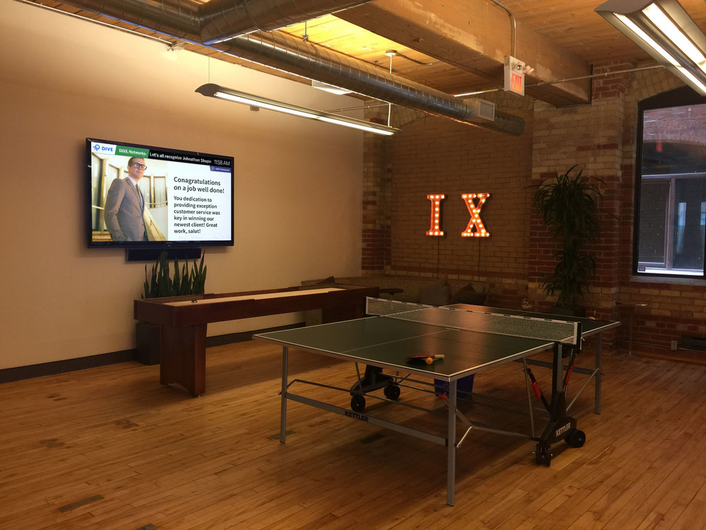 Company Games Room