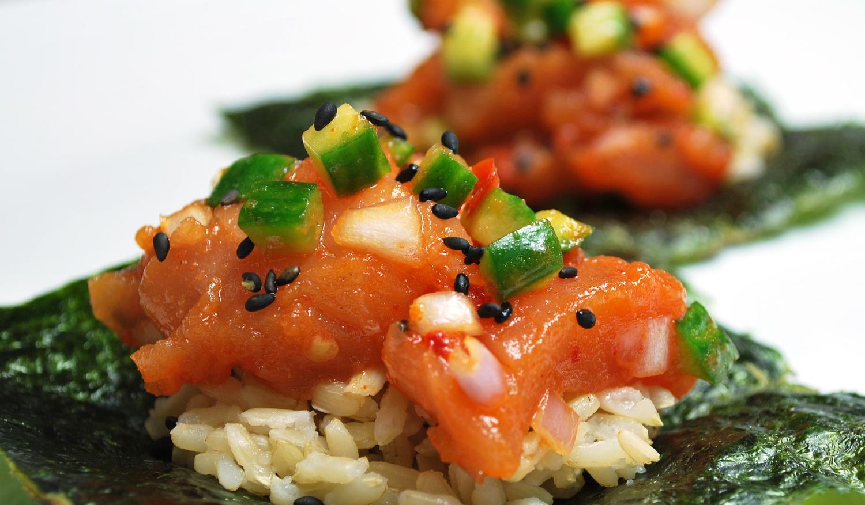 Dni Group Menu Ideas Dni Group Sashimi Grade Seafood Authentic