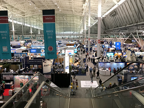 Below are excerpts taken from an article published on  IntraFish.com by Drew Cherry sharing his thoughts on the annual Seafood Expo show held last month in Boston...  -