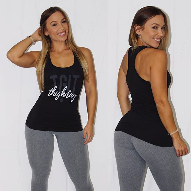 Thank God it's Thighday The new merch is now up on getfitandthick.com! #thankgoditsthighday