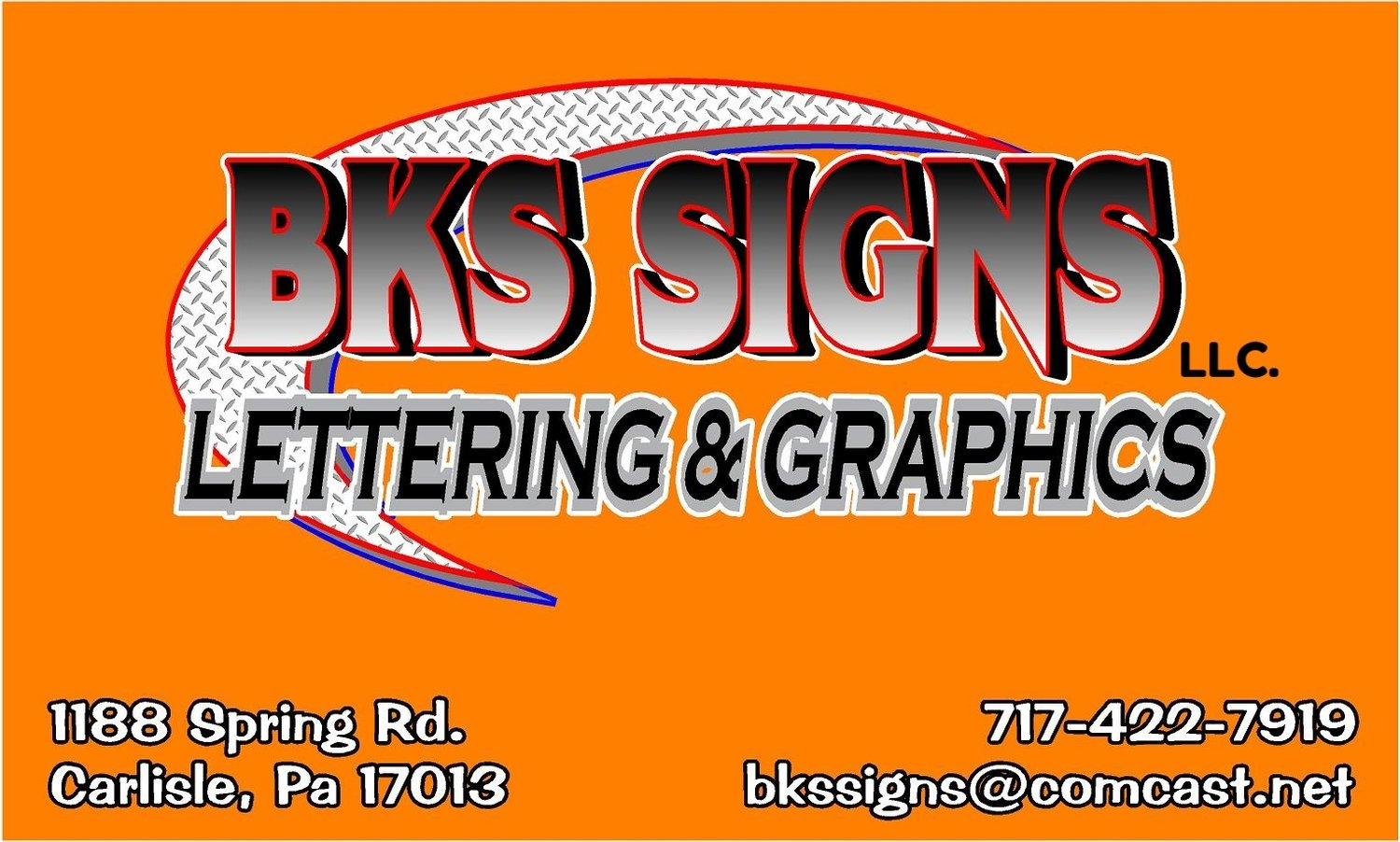 BKS SIGNS