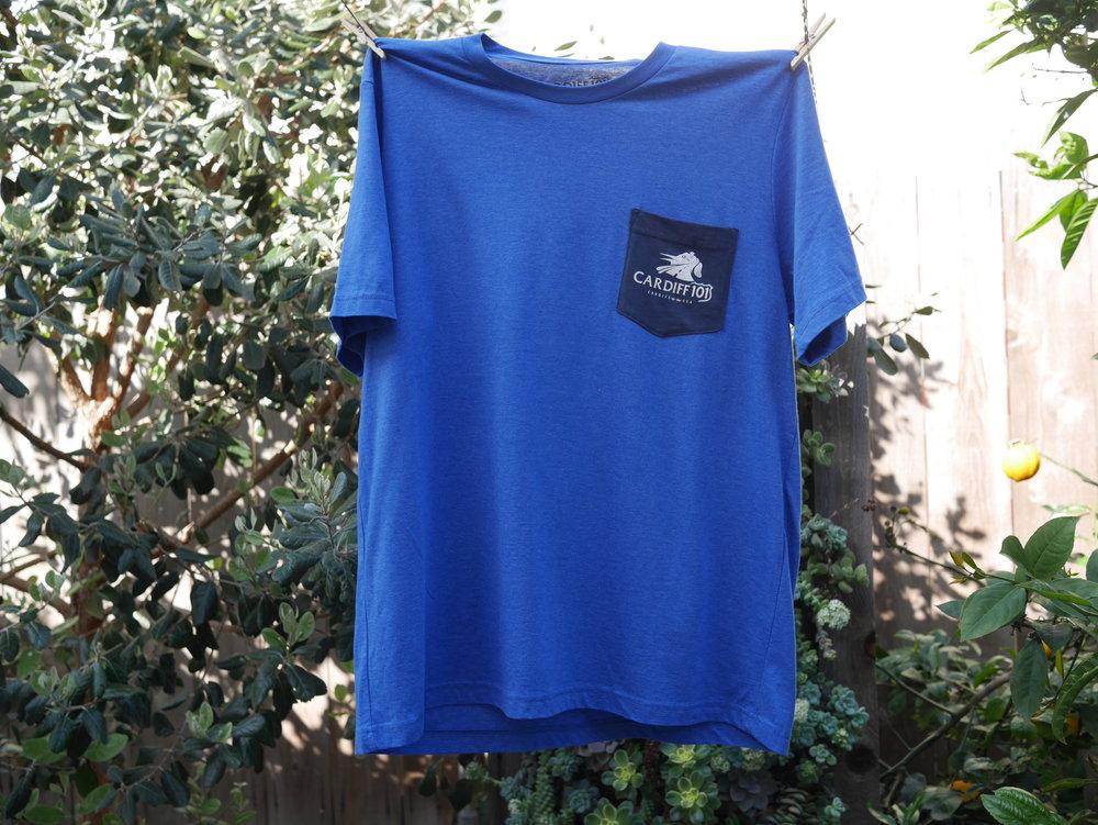 Cardiff 101 t-shirts
