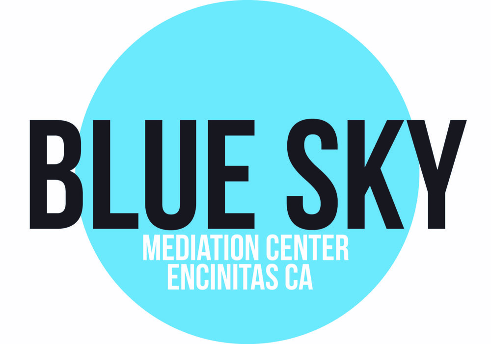 Blue Sky Mediation Center - (760) 454-7277111 C Street, Encinitas, CA 92024www.blueskymediationcenter.com