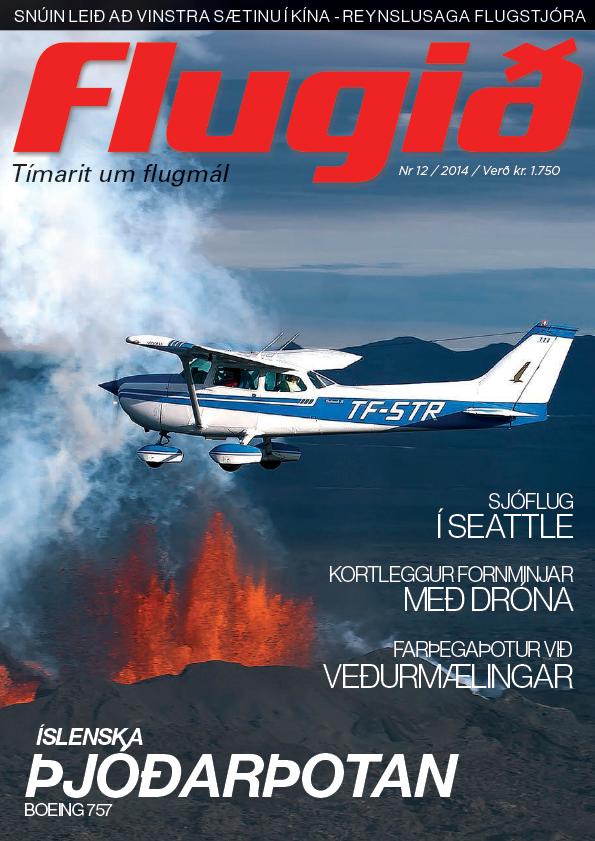 Flugið nr.12 - Desember 2014
