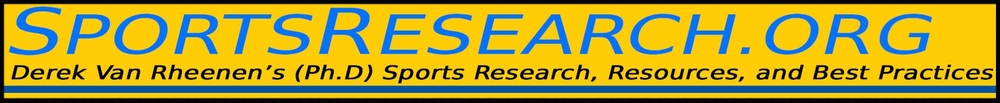 SportsResearch.org