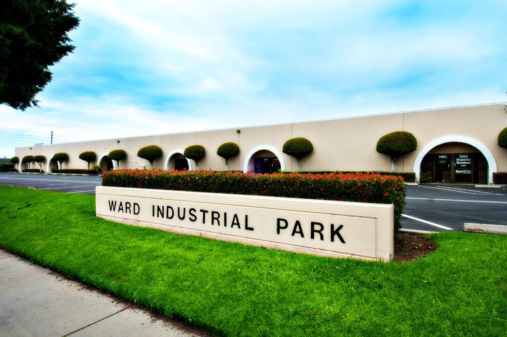 Ward Industrial Park .+