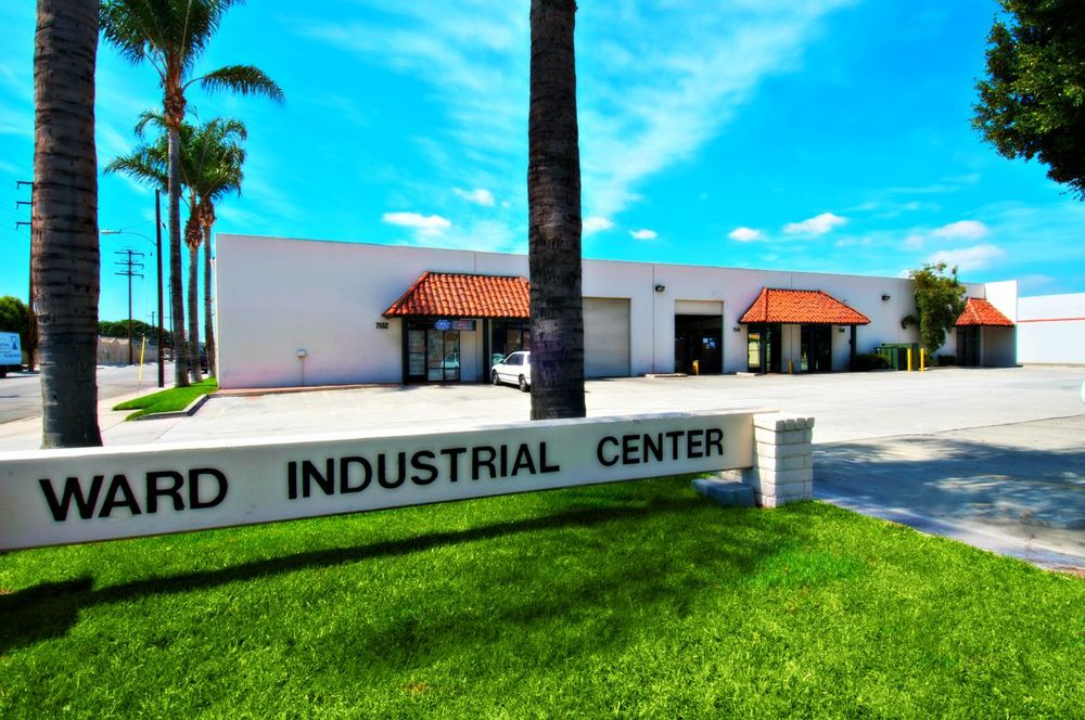 Ward Industrial Center .+