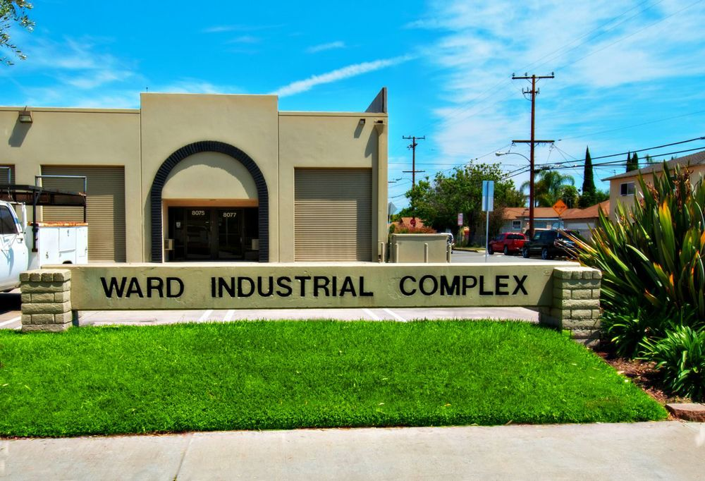 Ward Industrial Complex .+