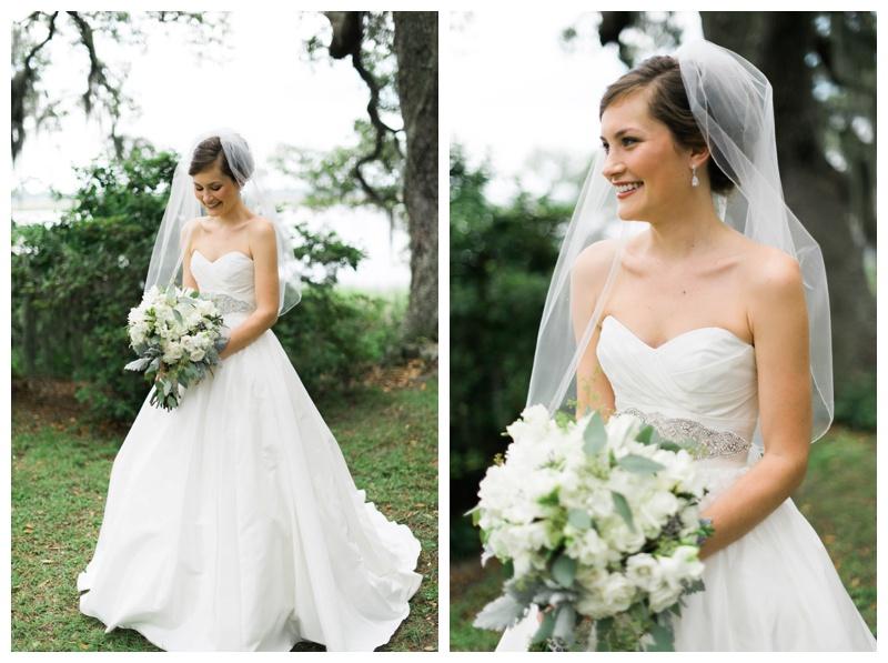 bride savannah wedding photographer