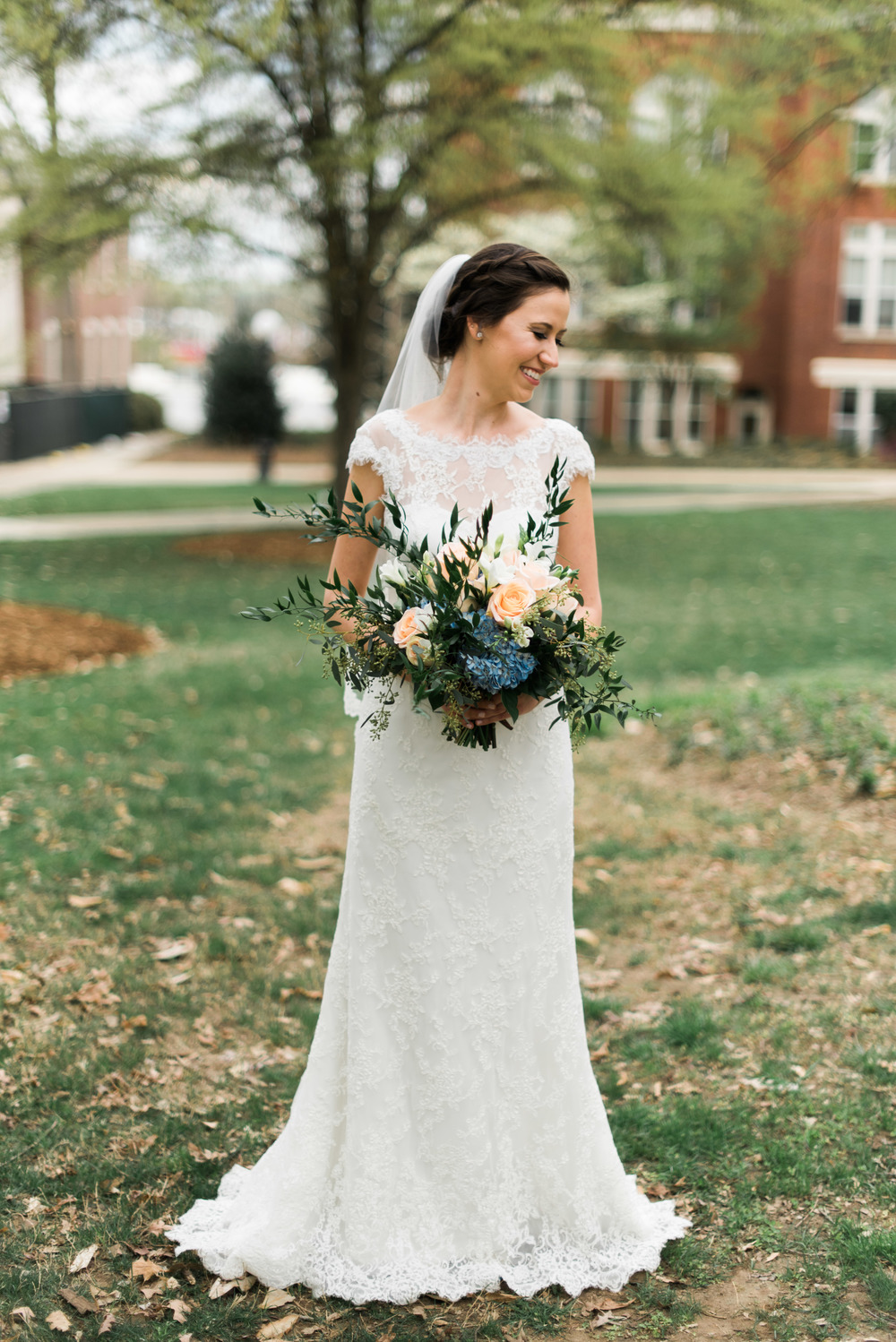 uga campus bride athens wedding photographer