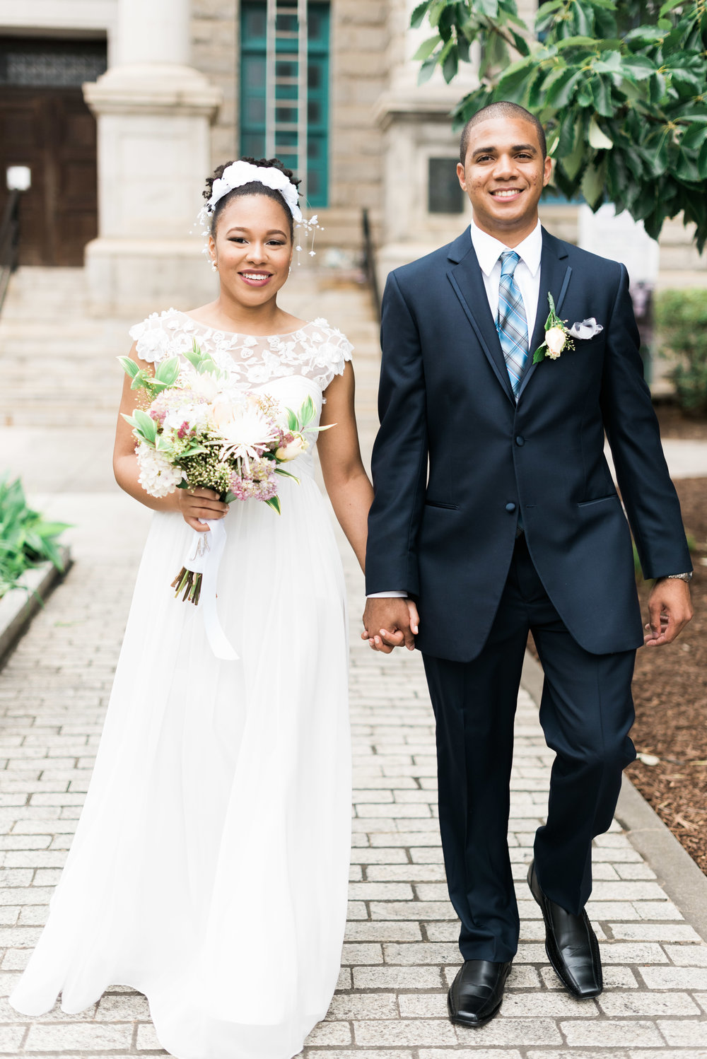 old decatur courthouse wedding atlanta photographer