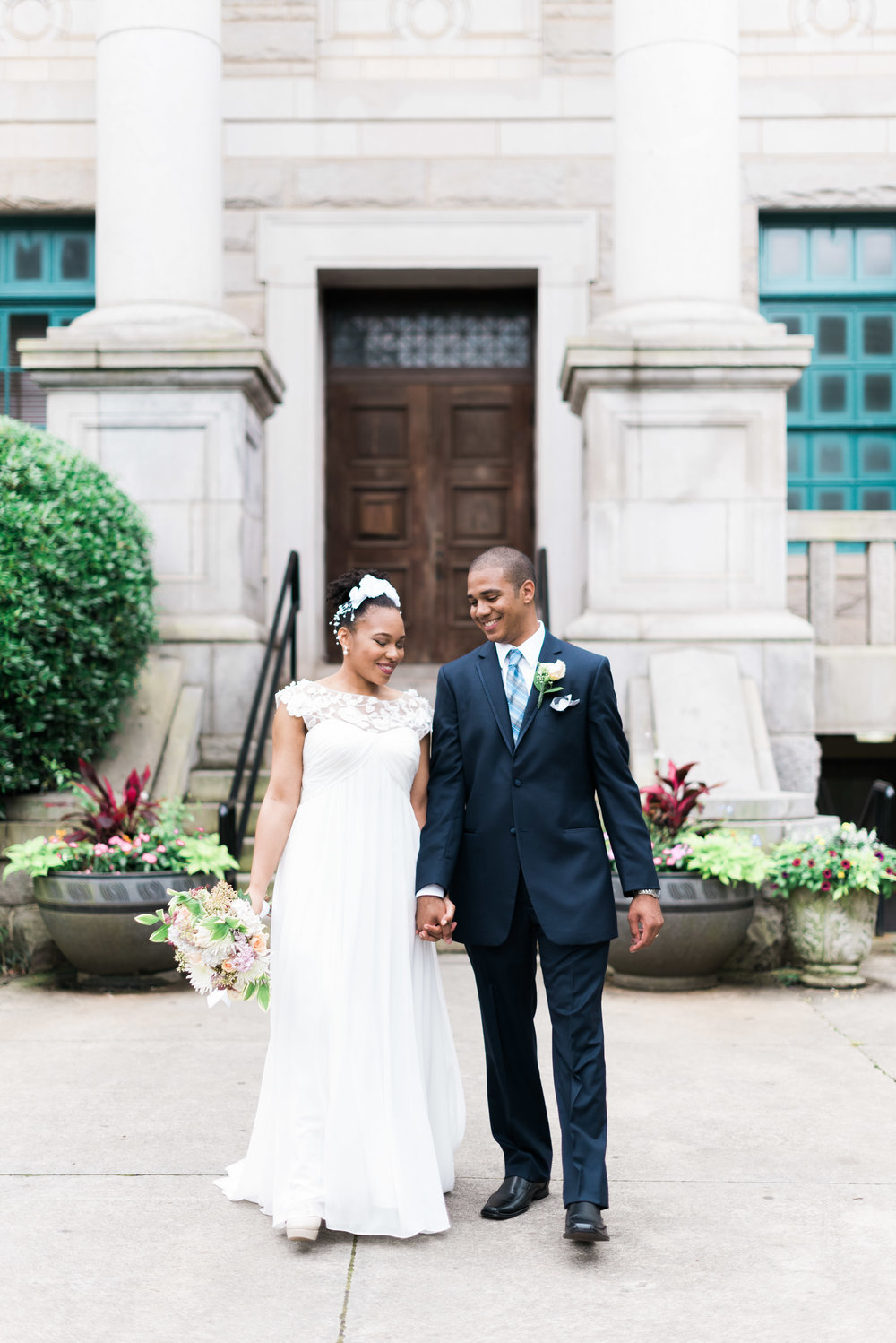 old dekalb courthouse atlanta wedding photographer