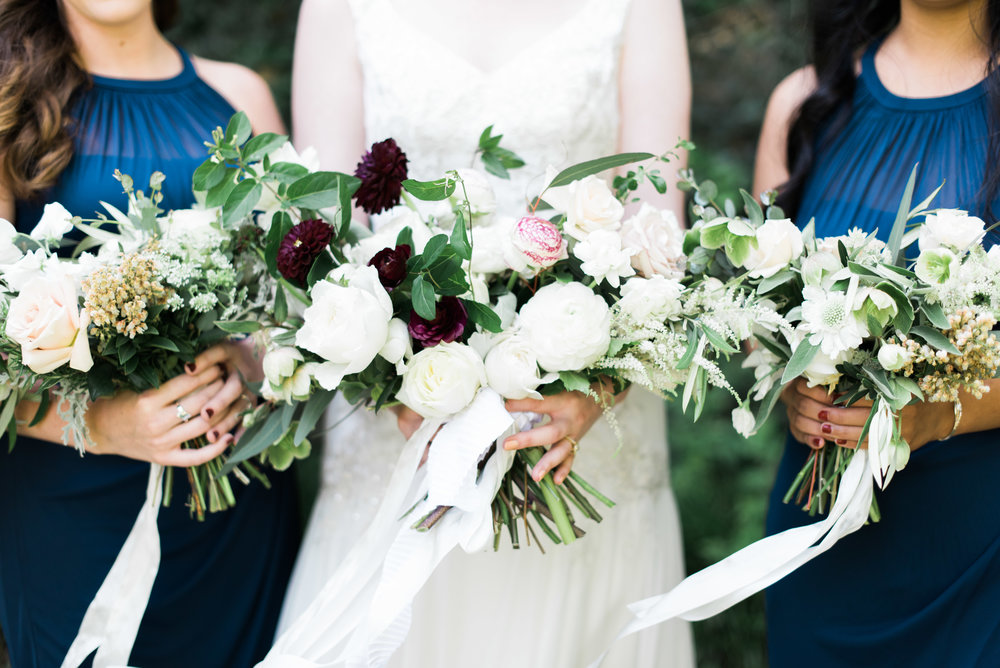 bouquets the greystone at piedmont park atlanta wedding photographer