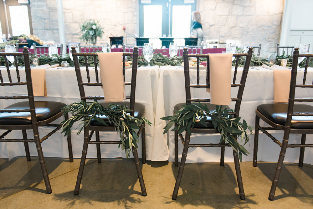 head table the greystone piedmont park atlanta wedding photographer