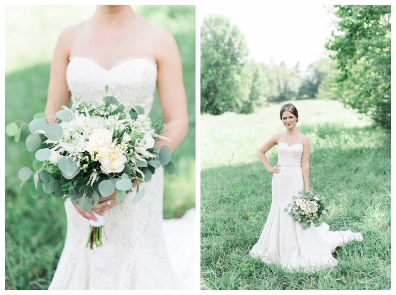 bride deep south farm ellijay north georgia atlanta wedding photographer
