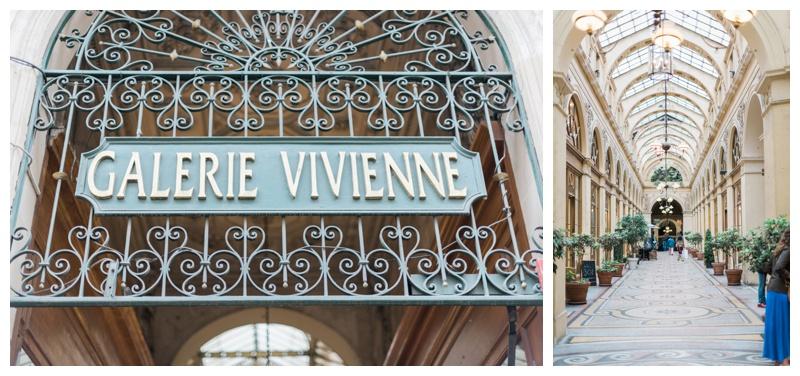 gallerie vivienne paris france photographer travel