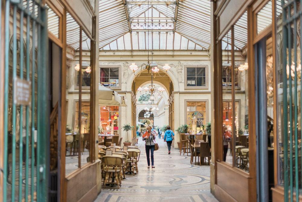 gallerie vivienne paris france travel photographer
