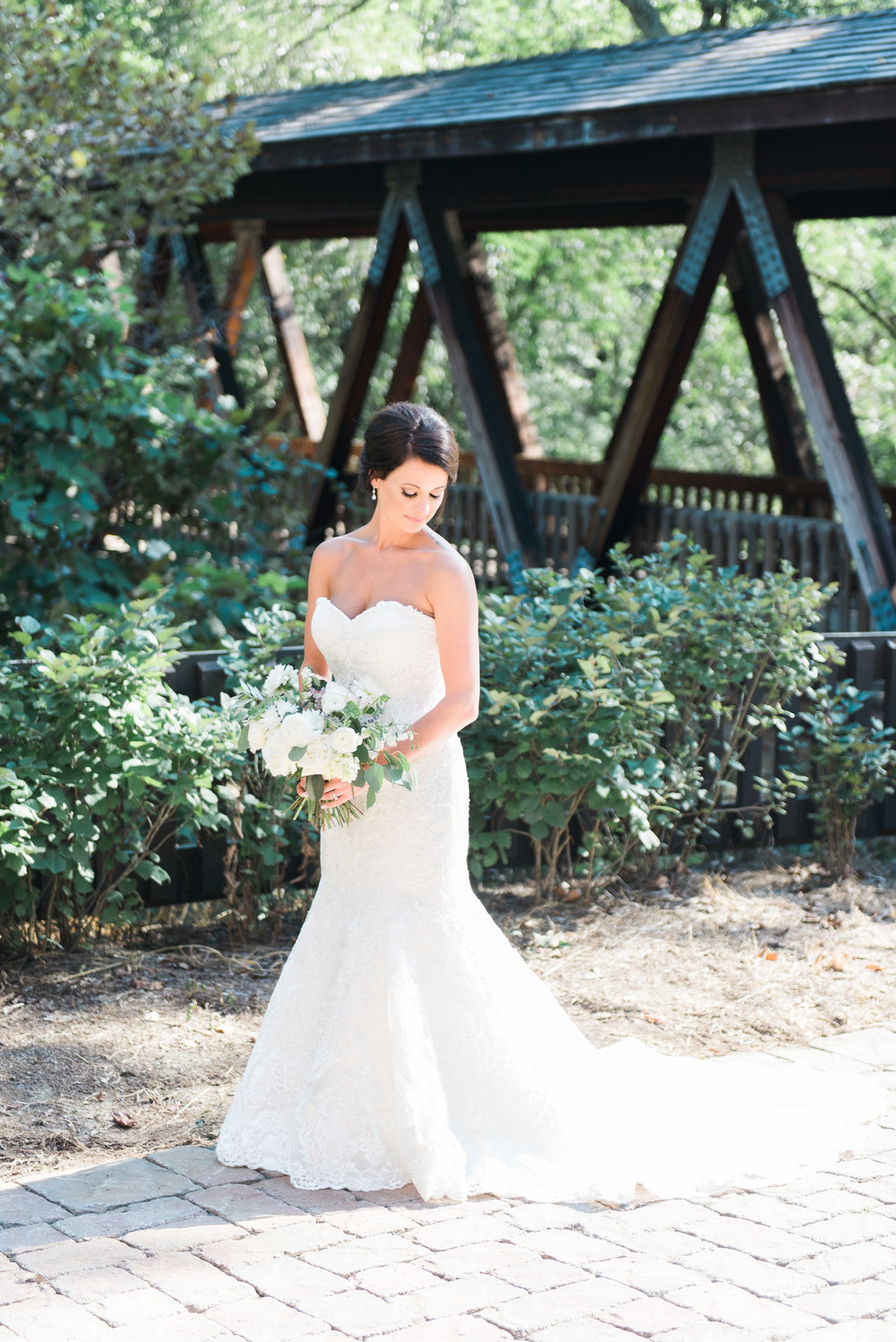 bride roswell mill ivy hall atlanta wedding photographer