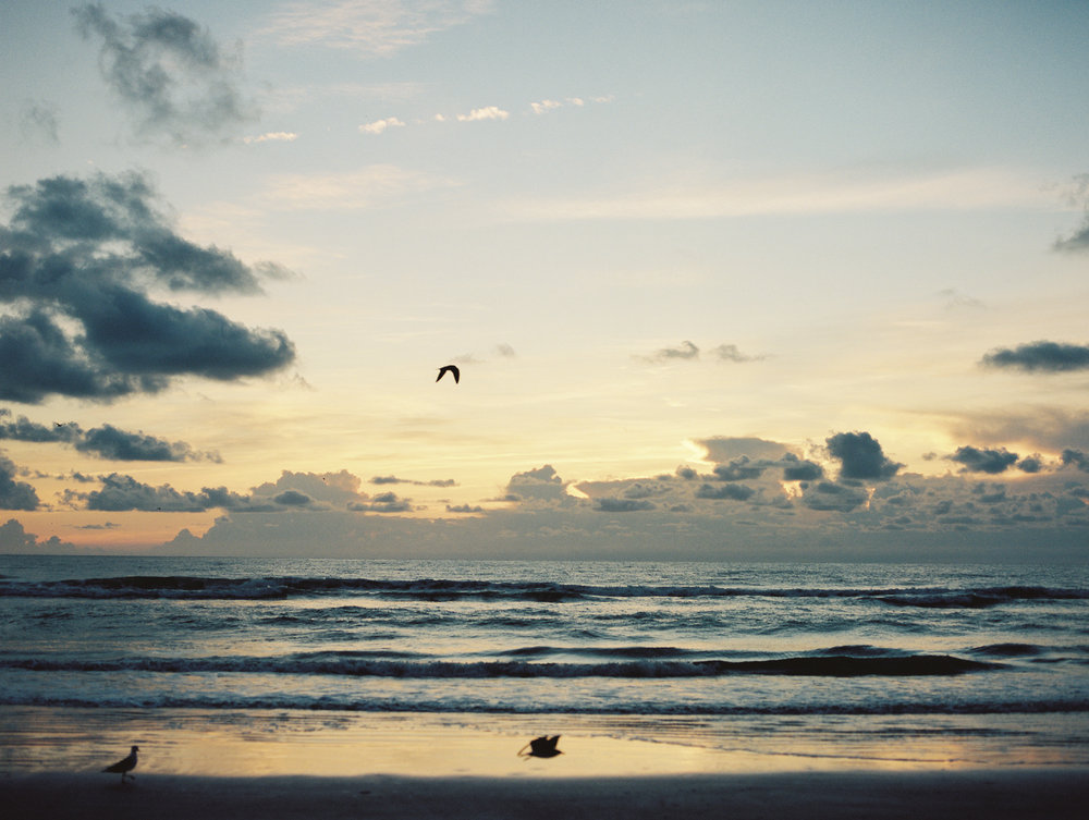 sunrise st augustine florida travel film photographer