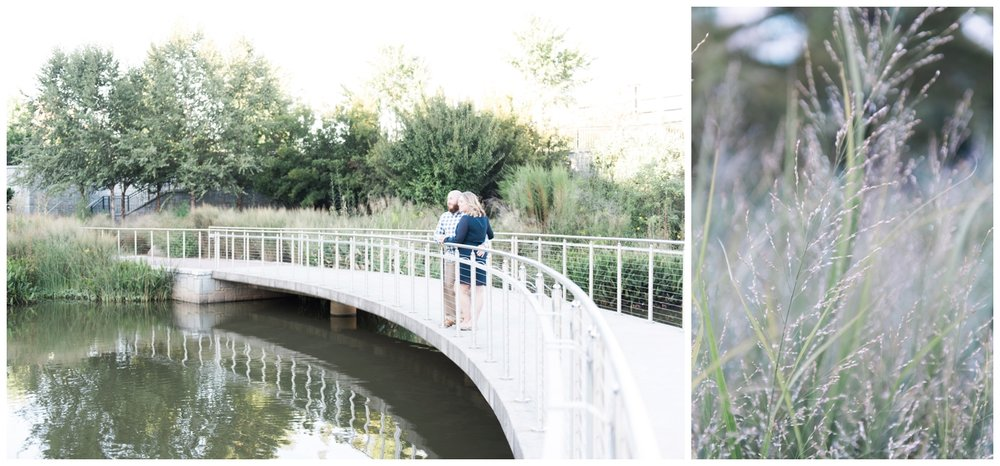 old fourth ward park engagement session
