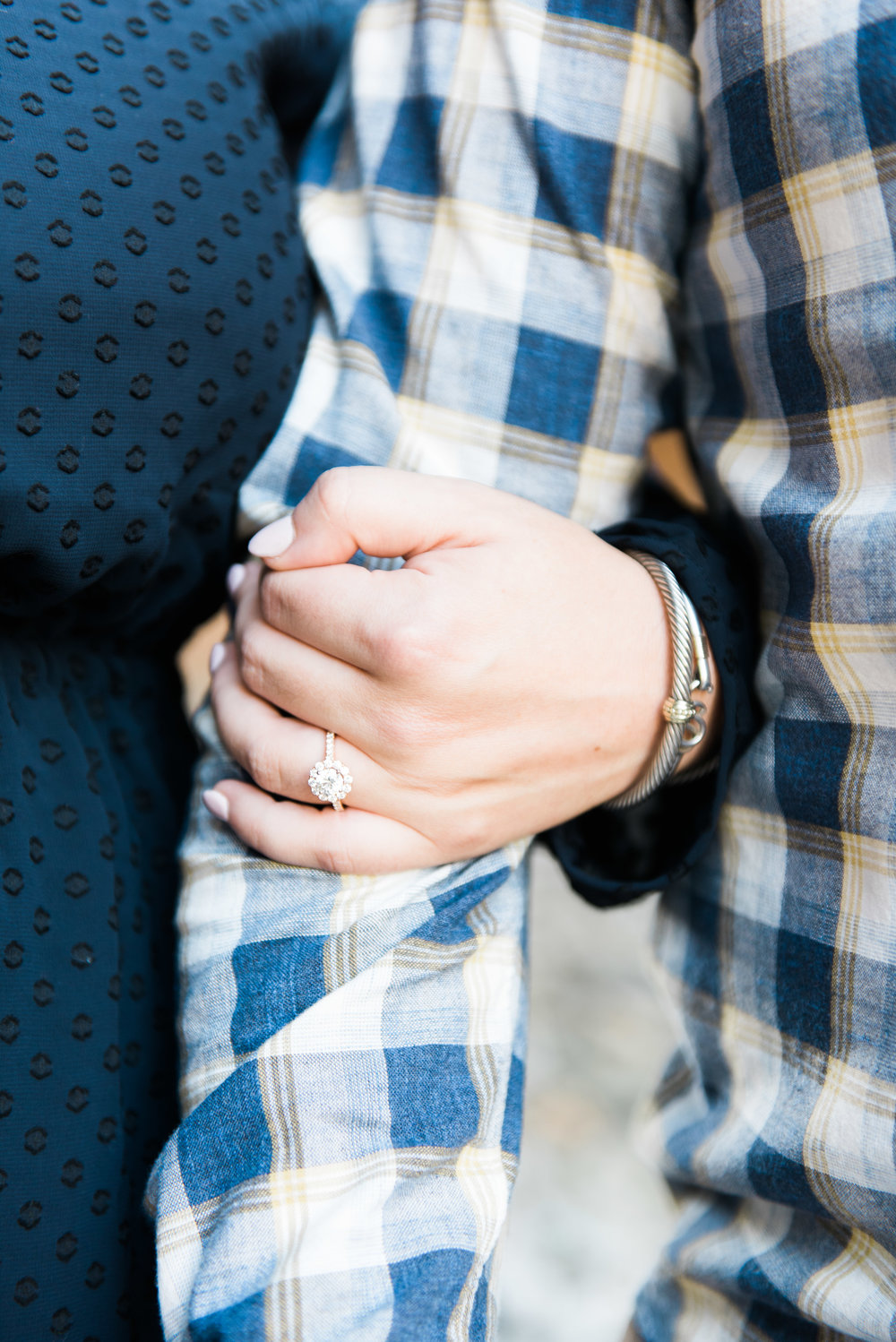 atlanta beltline engagement ring