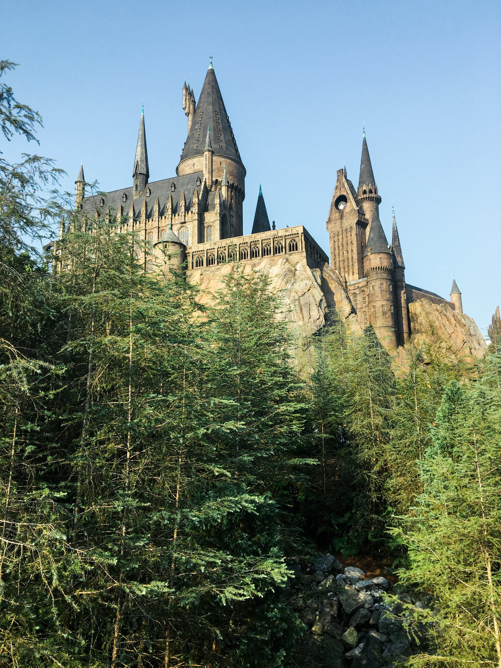 hogwarts hogsmeade islands of adventure travel photographer
