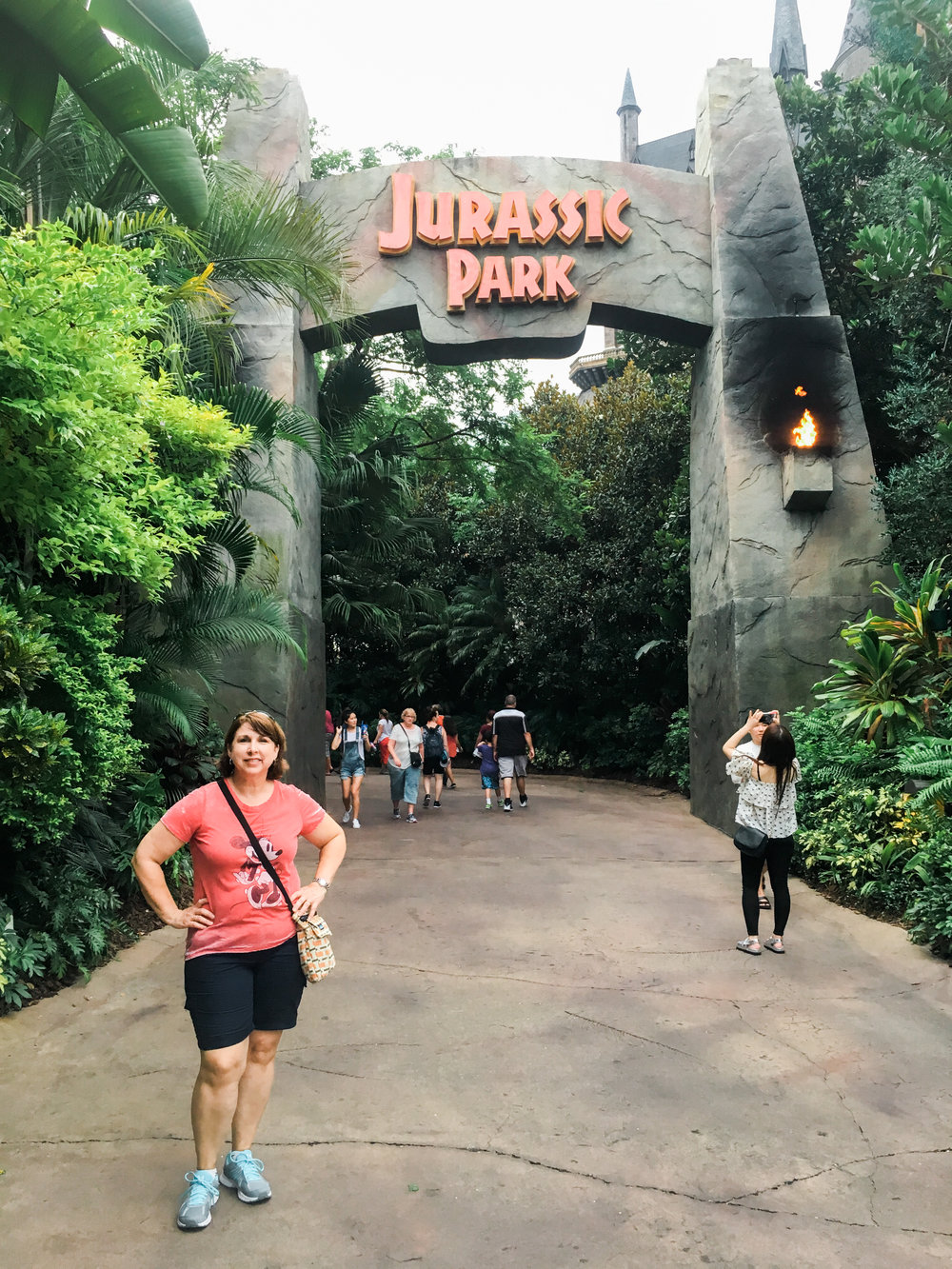 jurassic park islands of adventure orlando florida travel photographer