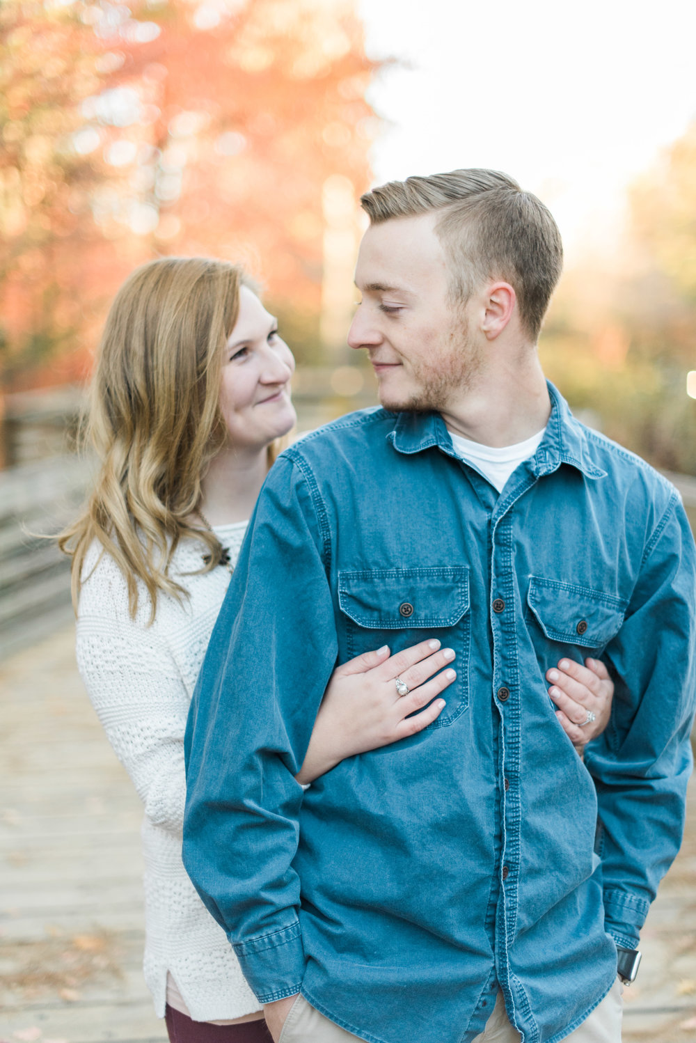 arabia mountain engagement session atlanta wedding photographer
