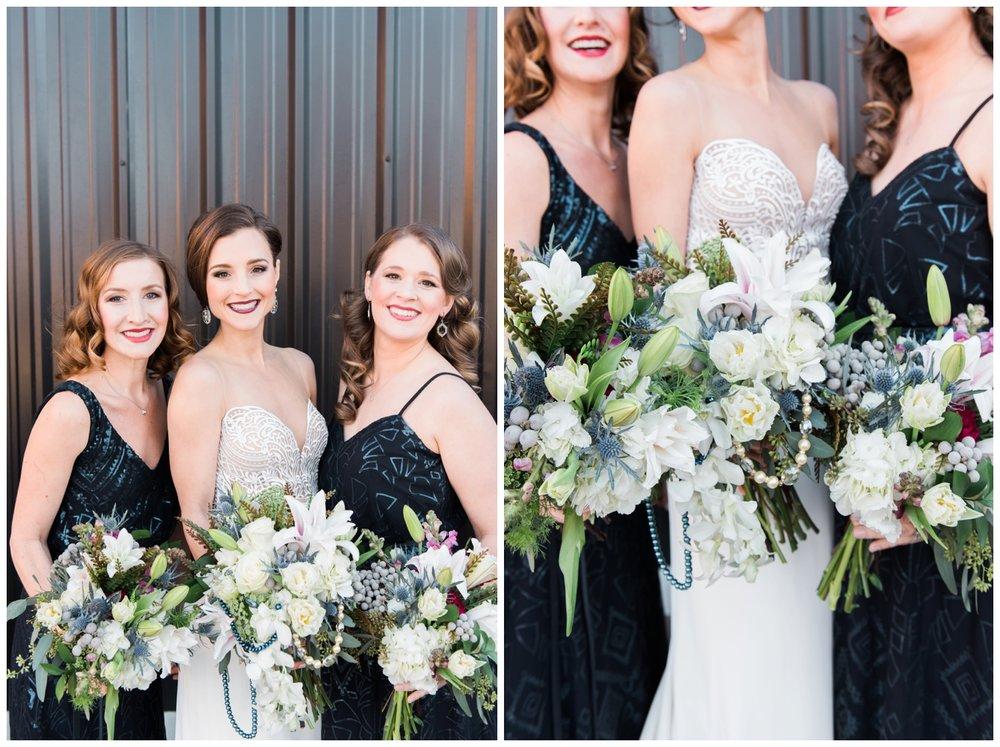 big fake wedding atlanta decatur three taverns bloom with jenna photography