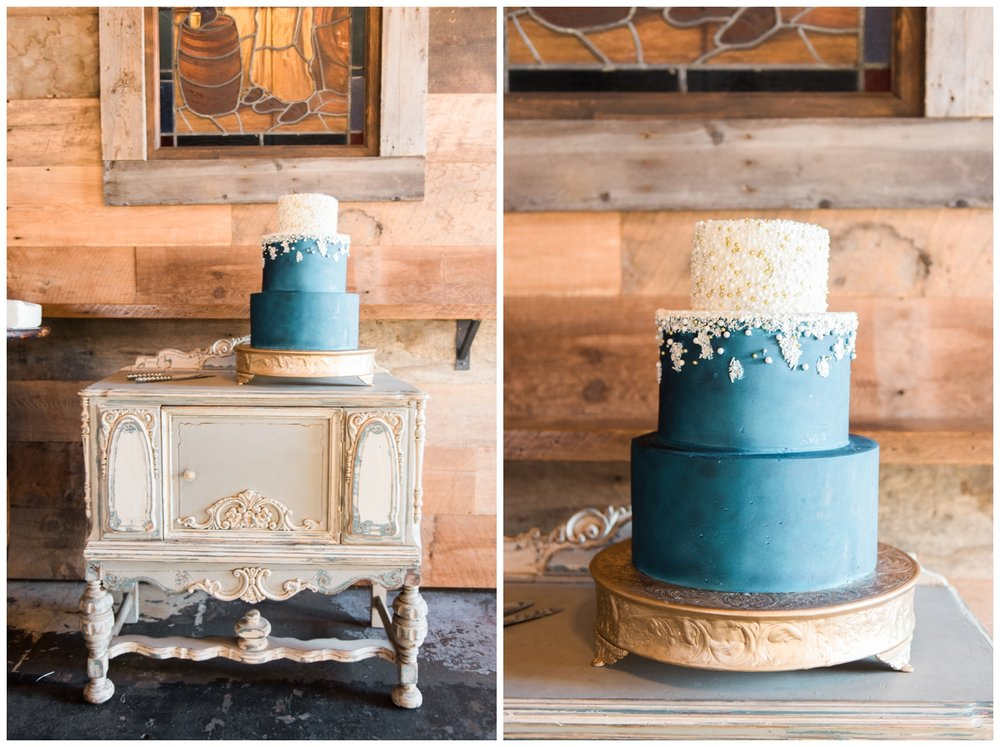 pastry shells wedding cake big fake wedding atlanta wedding photographer
